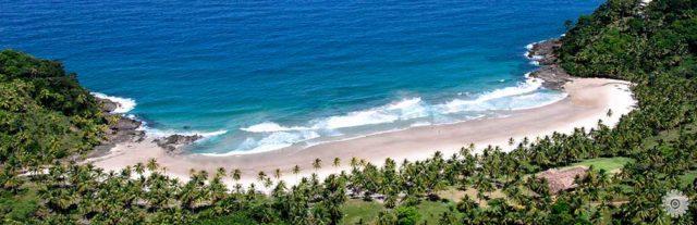 praias de itacaré bahia prainha