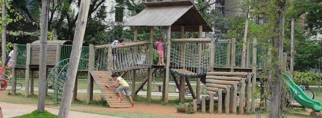 parques para crianças em sp parque do povo