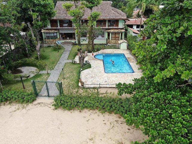 melhores hoteis fazenda do brasil casarao villa al mare sp