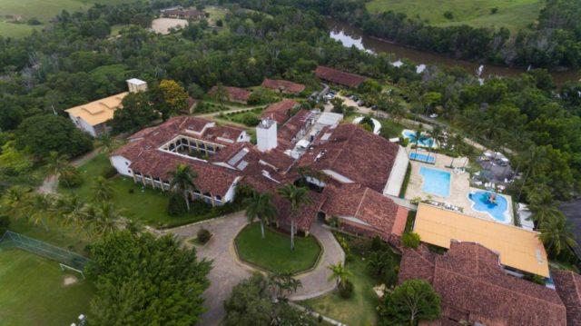 melhores hoteis fazenda no brasil flamboyant es