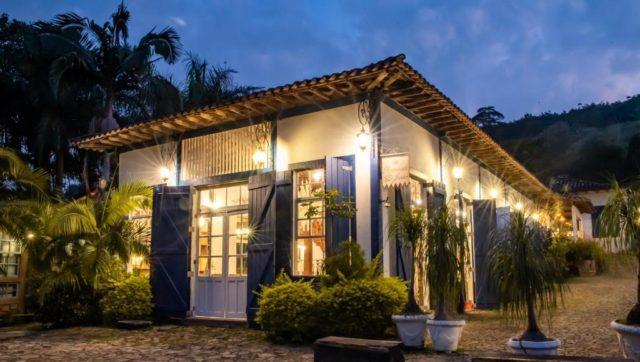 melhores hoteis fazenda no brasil florença rj